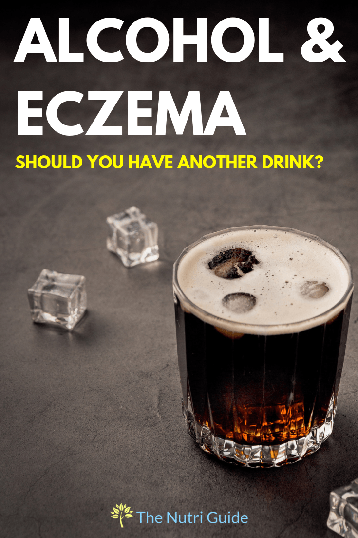 alcohol and eczema