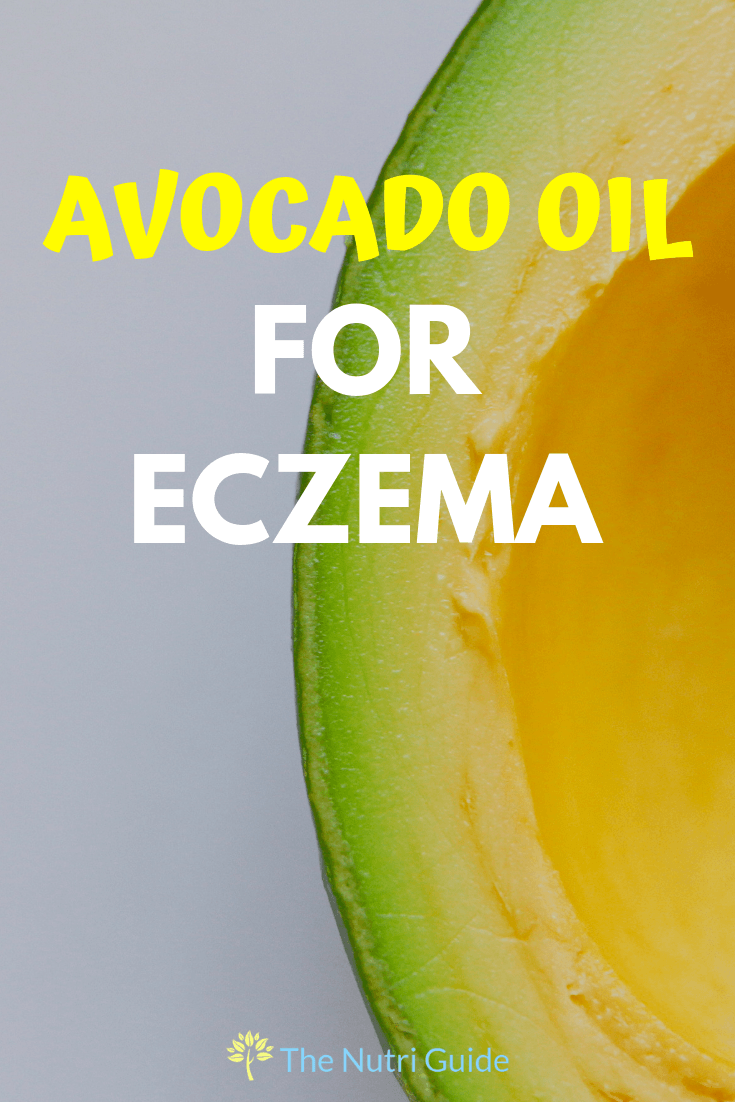 avocado oil for eczema