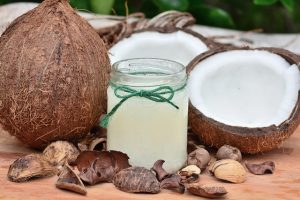 coconut oil for hives