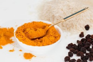 turmeric for hair loss