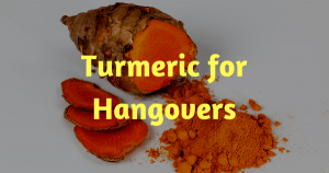 turmeric for hangovers 2