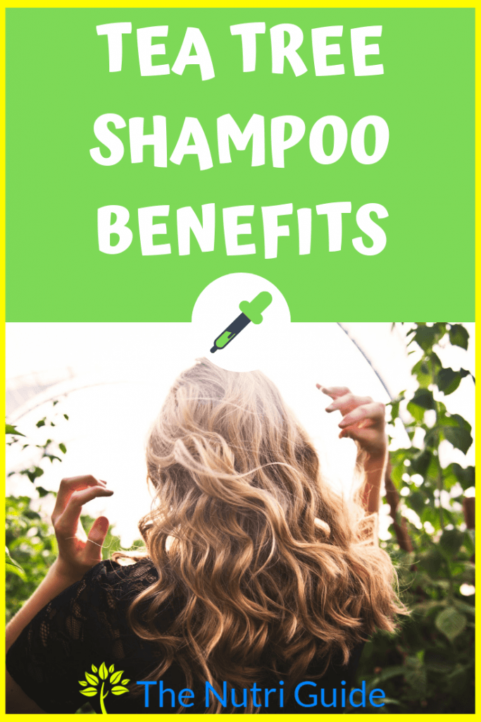 tea tree shampoo benefits