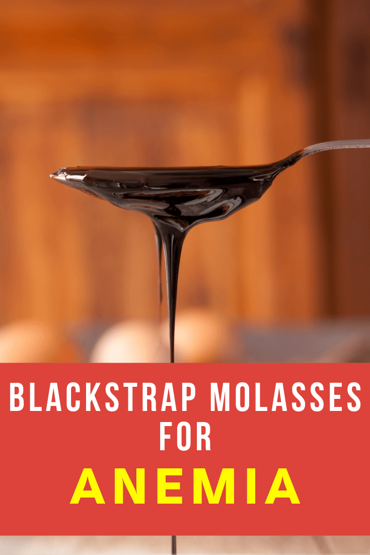 blackstrap molasses for anemia