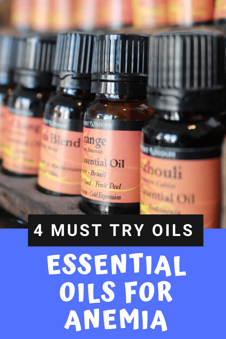 essential oils for anemia pin