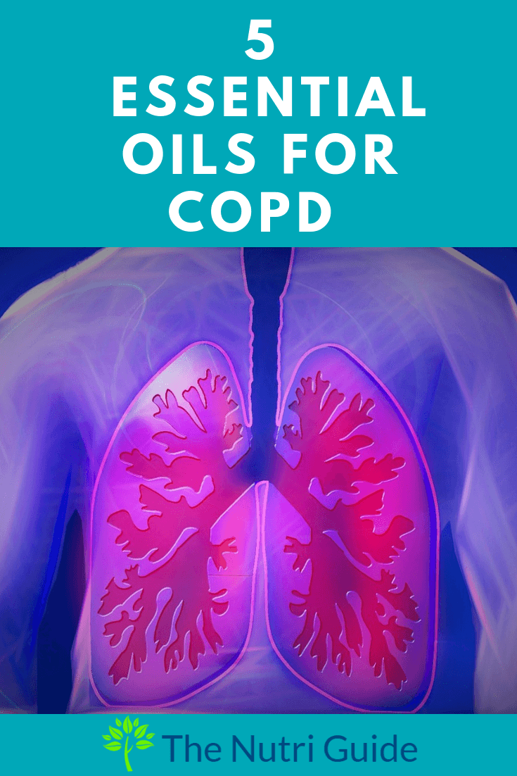 essential oils for copd pin