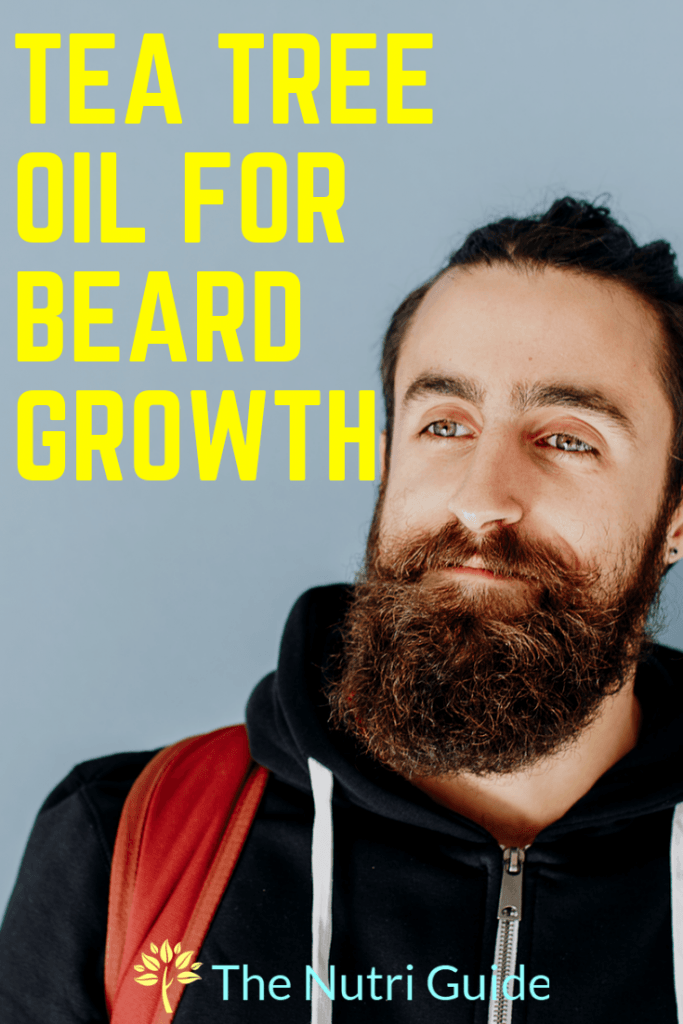 tea tree oil for beard growth