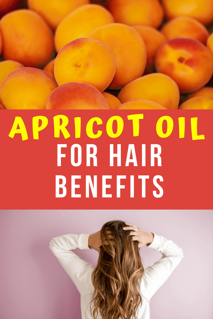 apricot oil for hair benefits