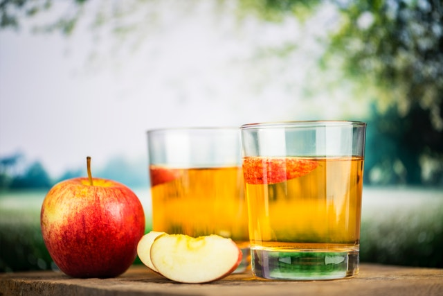 apple cider vinegar for a toothache