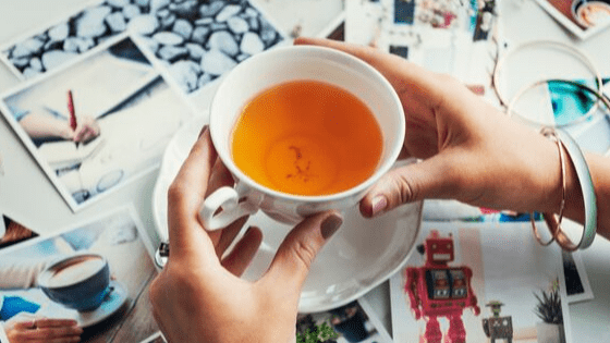 best herbal teas for energy and focus