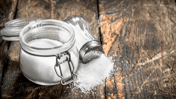 salt for toothaches