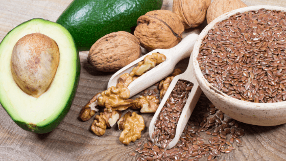 healthy fats for energy