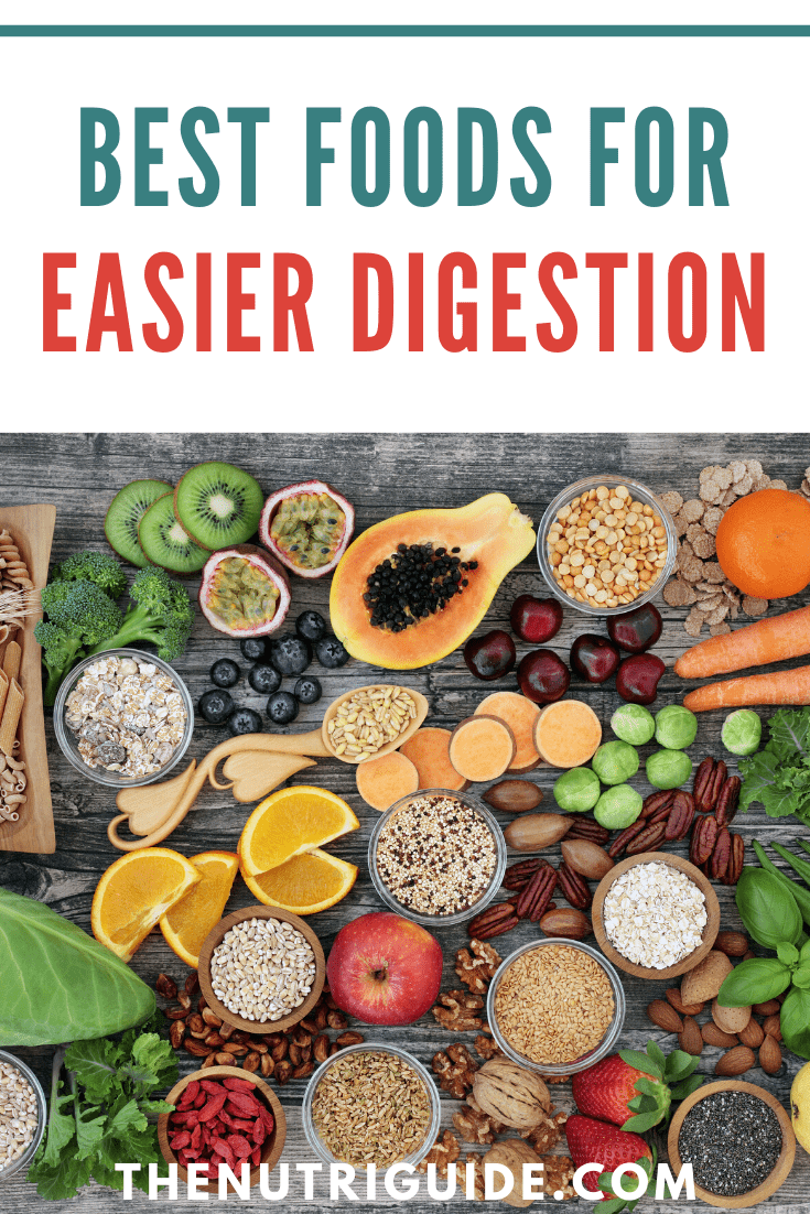 superfoods for easier digestion
