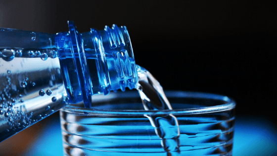 water for digestion