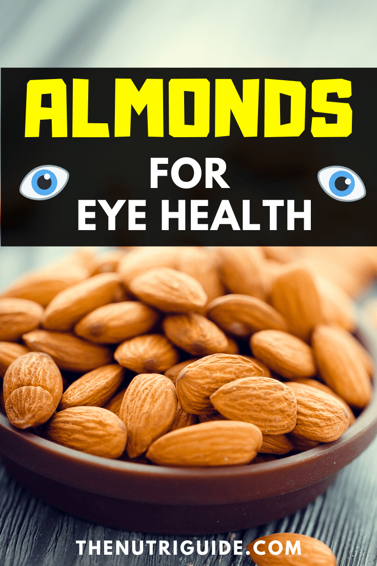 almonds for eye health