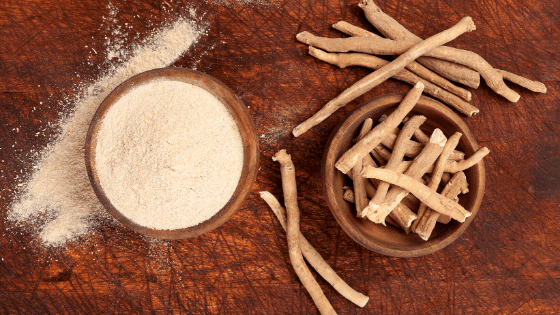 Ashwagandha for acne breakouts