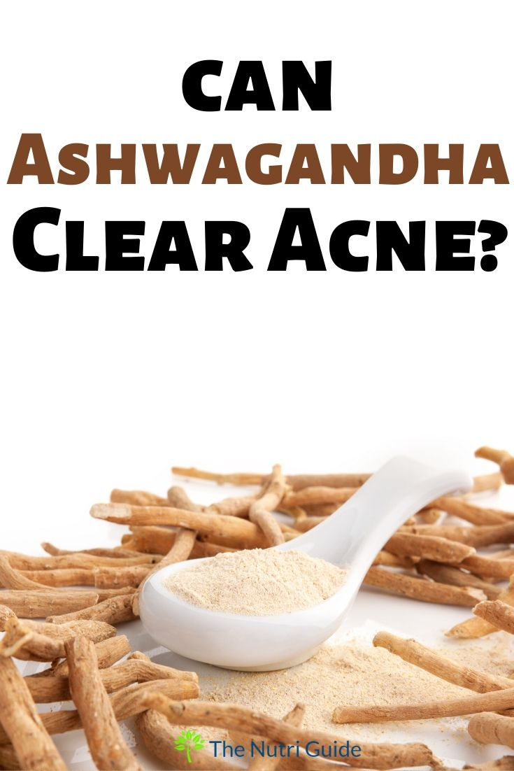 Ashwagandha for acne natural