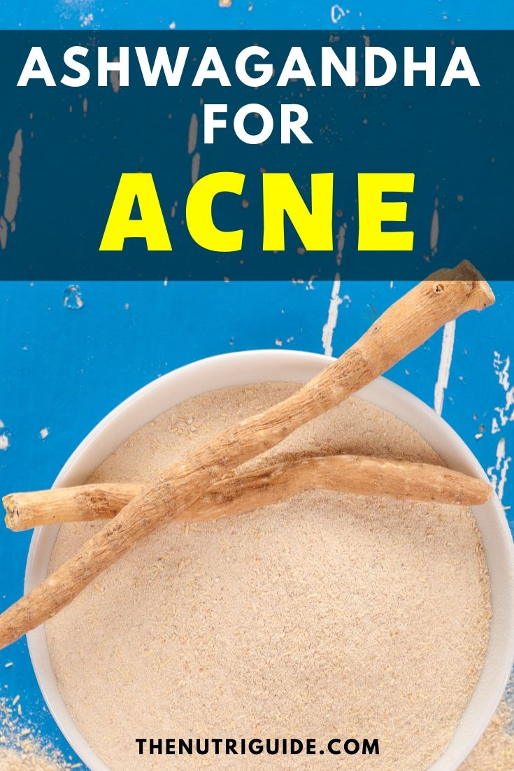 Ashwagandha for acne