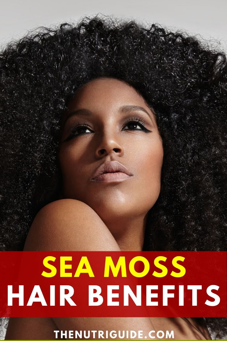 Sea Moss Hair Benefits