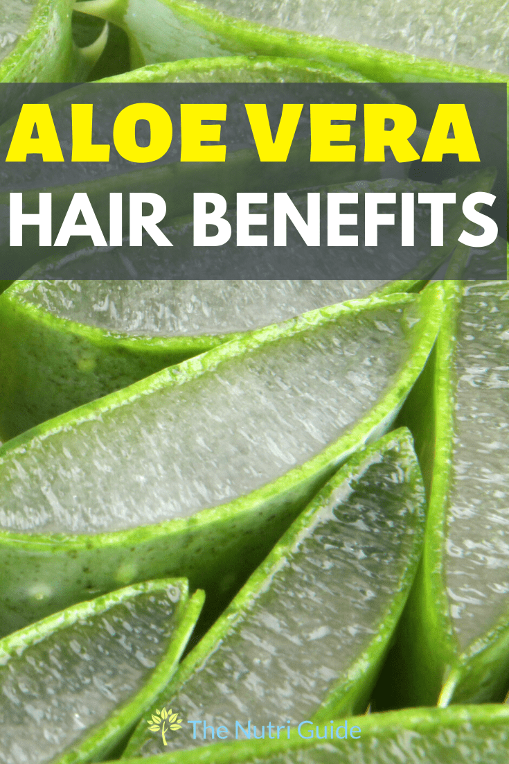 Aloe Vera Hair Benefits