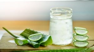 aloe vera juice for hair growth