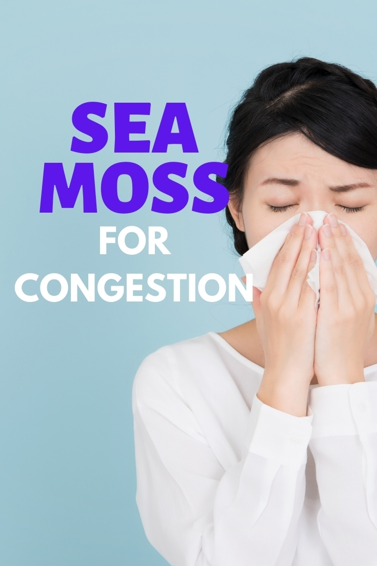 Sea Moss for Congestion