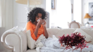using sea moss for mucus